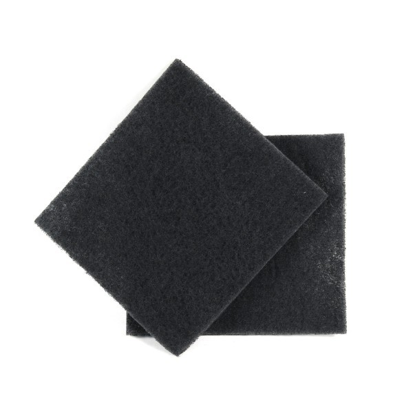 set de 2 filtres aà charbon