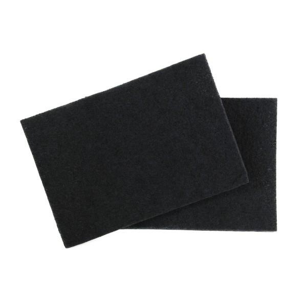 set de 2 filtres à charbon